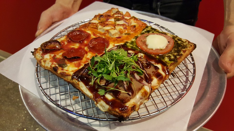 Photo / Seoul Waffle Pizza Facebook Page