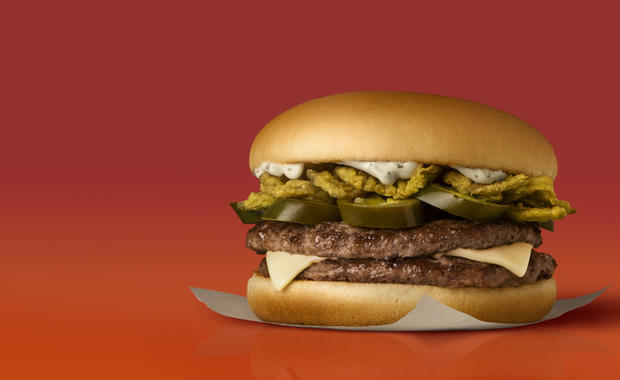 Jalapeño Cheese Burger will be available at McDonald's
