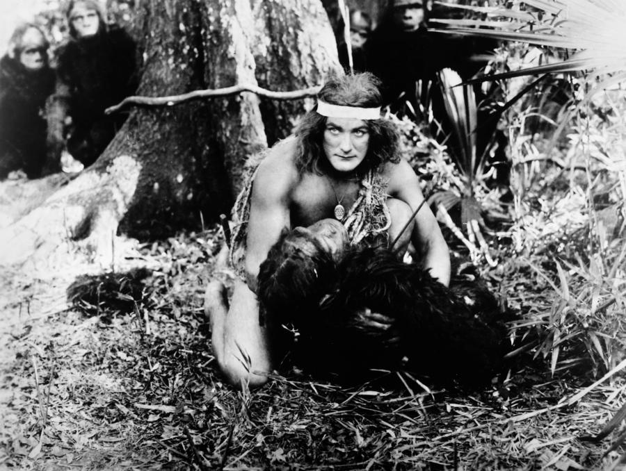 Tarzan of the Apes (1918, Silent film)