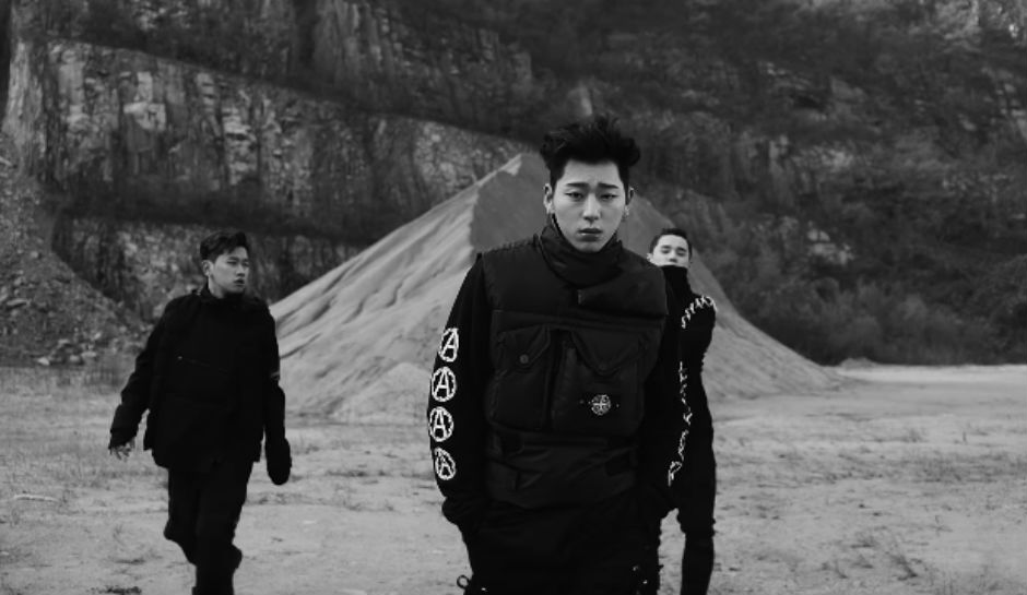 """Captured from MV for """"Bermuda Triangle"""""""