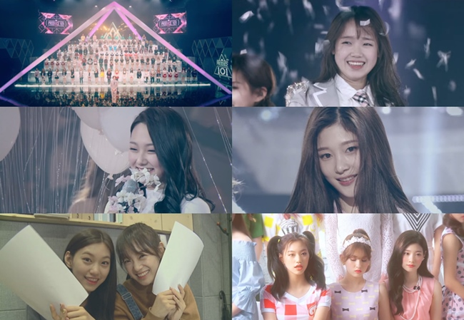"""Images from the music video for """"Downpour"""" [In courtesy of YMC Entertainment]"""