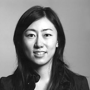 Jini Kim, the founder and CEO of Nuna. [Photograph courtesy of The Korea Daily Los Angeles]
