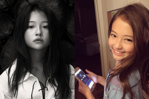 This Gorgeous Korean-American Girl is A Rising Star in
